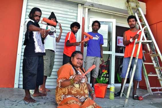 Les jeunes donnent un nouveau souffle à Jacarandas