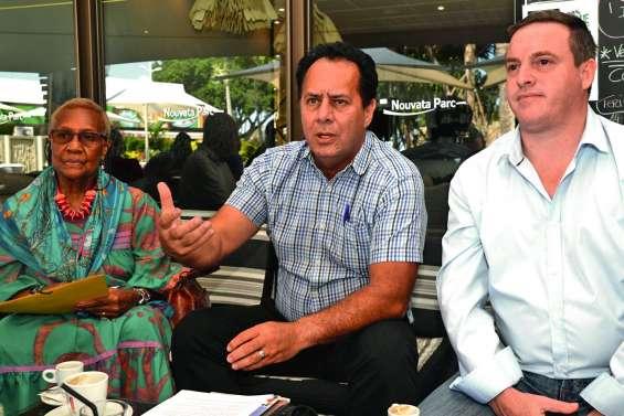 Calédonie nouvelle et réunie : un nouveau parti loyaliste