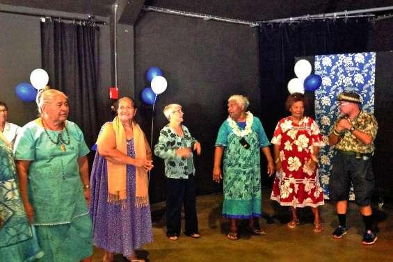 Le dernier thé dansant de l'année a attiré 180 personnes au centre culturel