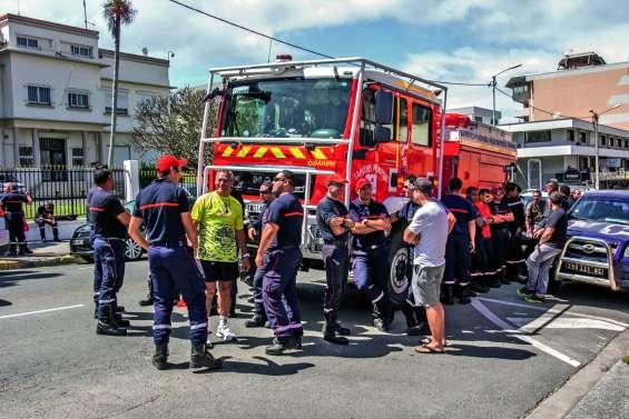 Préavis de grève confirmé chez les pompiers