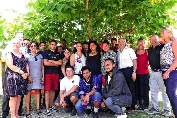 A Escoffier, le jumelage avec les étudiants de Tahiti s'installe