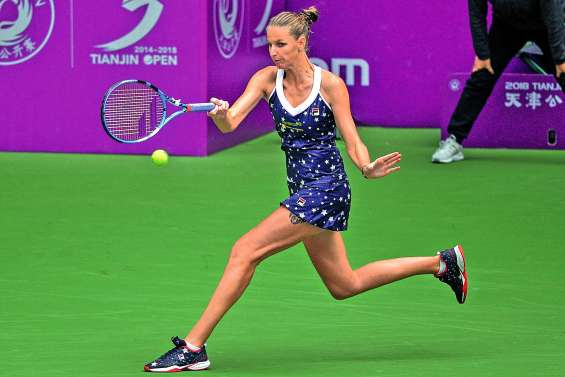 WTA : Halep toujours devant, Pliskova  et Garcia remontent