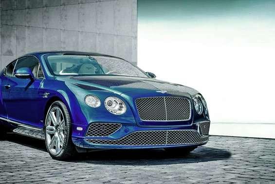 Après les Maserati, Port Moresby achète des Bentley