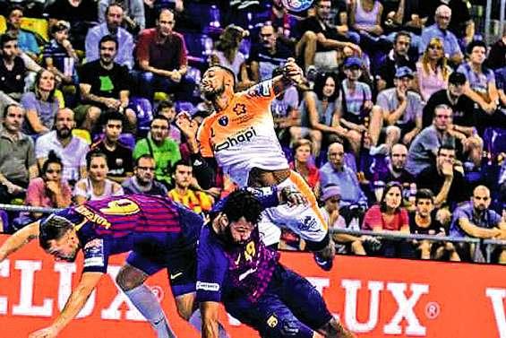 Montpellier battu par Barcelone au Mondial des clubs