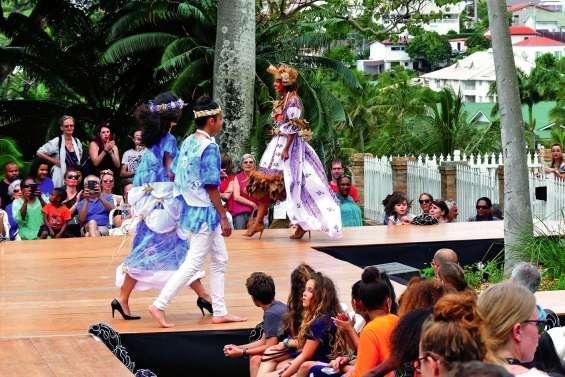 Pari réussi pour la Nouméa Fashion Week