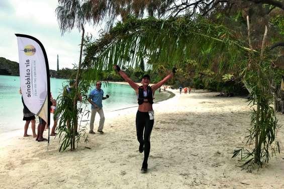 Record de participation au raid de l'île des Pins