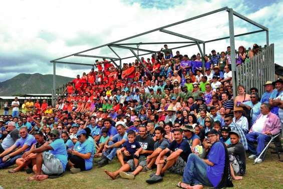 Une grande cousinade a réuni 350 membres de la famille Song