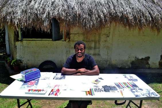 Hector Poitchili, un artiste aux multiples talents au cœur de Saint-Louis