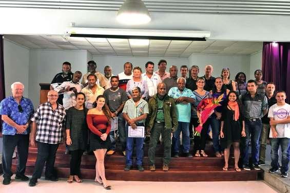 Dix-sept employés de la Sica médaillés