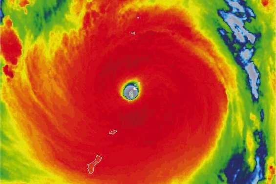 Les Mariannes du Nord dévastées par Yutu