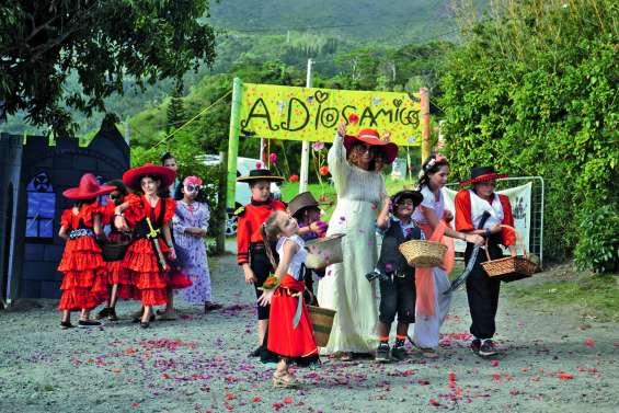 Une journée sur le thème de l'Halloween mexicain organisée par Arts et études