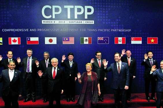 Le partenariat transpacifique, un accord ambitieux même sans les Etats-Unis
