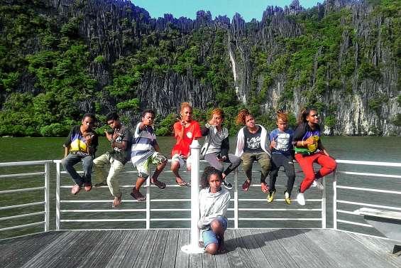 Les enfants sont devenus guides pour payer leurs vacances