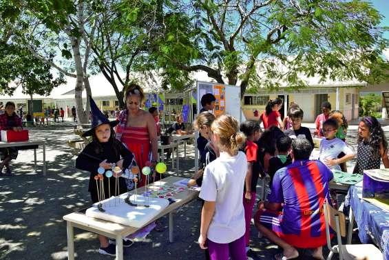 La science en fête à l'école Léonie-Avril