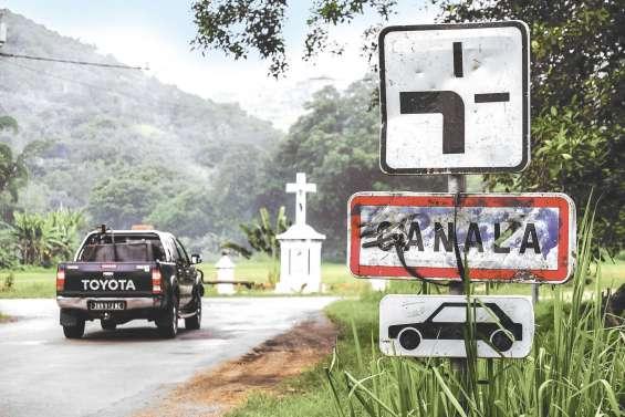 Deux morts dans un accident à Canala