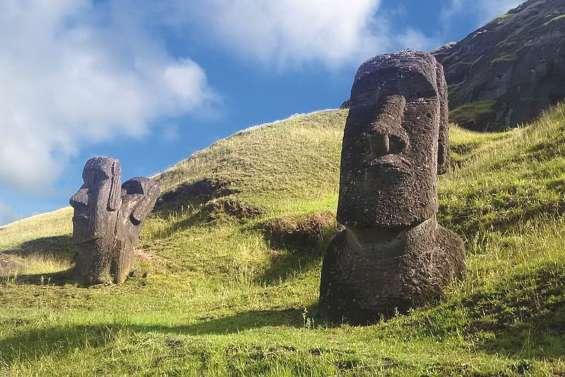 Rapa Nui réclame à Oslo la restitution d'un fonds muséal