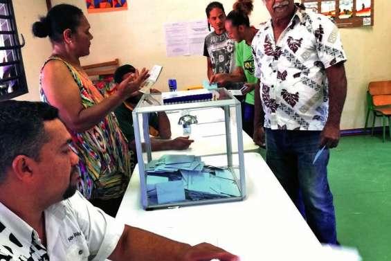 Malgré un léger recul, le non l'emporte aisément à Païta