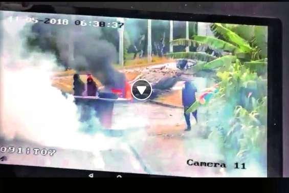 Vidéo des blocages à Saint-Louis : mais qui a bien pu faire fuiter la vidéo sur Internet ?