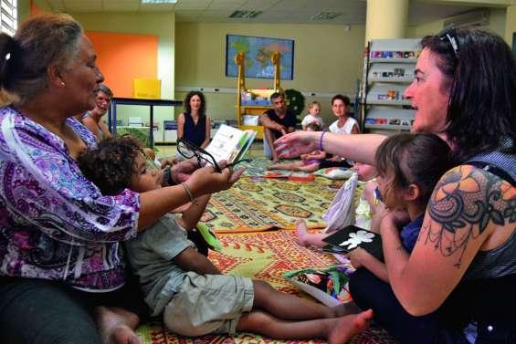 Les ateliers Bébé signe séduisent  de plus en plus de parents