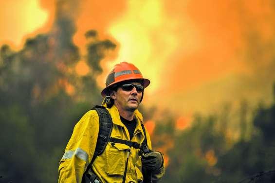 Violents incendies  en Californie : 9 morts