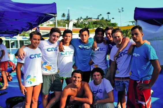 Les équipes du CNC s'éclatent aux relais des championnats interclubs