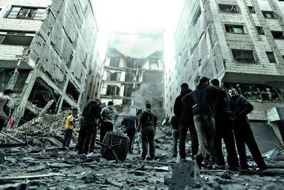 Cessez-le-feu précaire dans la bande de Gaza