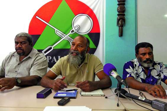 43e congrès du Palika, demain à Païta
