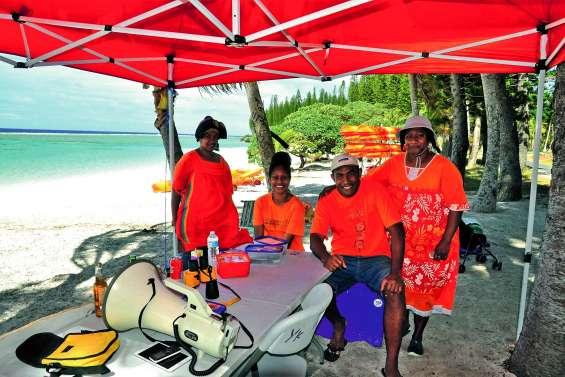 Des kayaks pour  les croisiéristes australiens