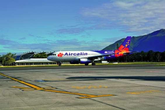 Un avion d'Aircalin cloué au sol quinze jours