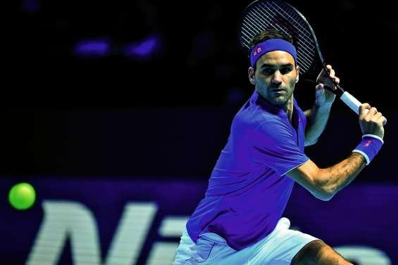 Federer bat Anderson  et s'invite en demi-finales