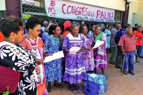 Les indépendantistes du Palika mettent le « cap sur 2020 »