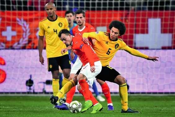 La Suisse avec l'Angleterre dans  le Final Four en Ligue des Nations