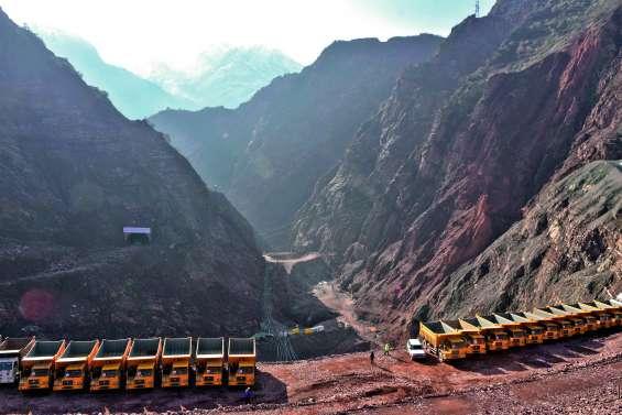 Le futur plus haut barrage du monde mis en service