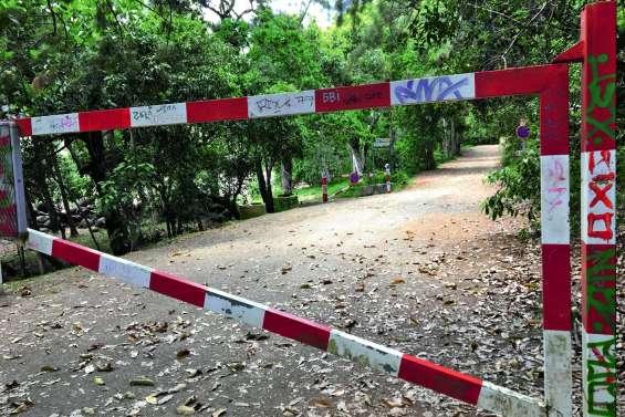 Le parc provincial de la Dumbéa fermé jusqu'à nouvel ordre