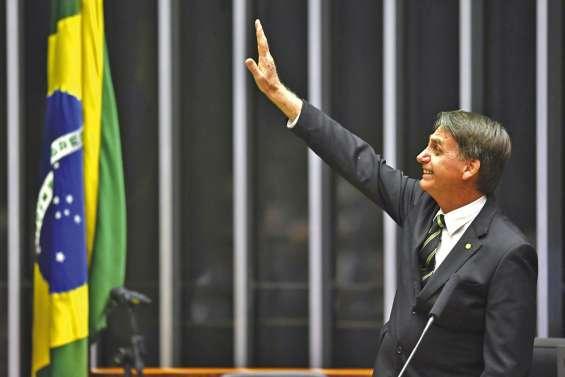 Le Brésil à l'heure de la rupture