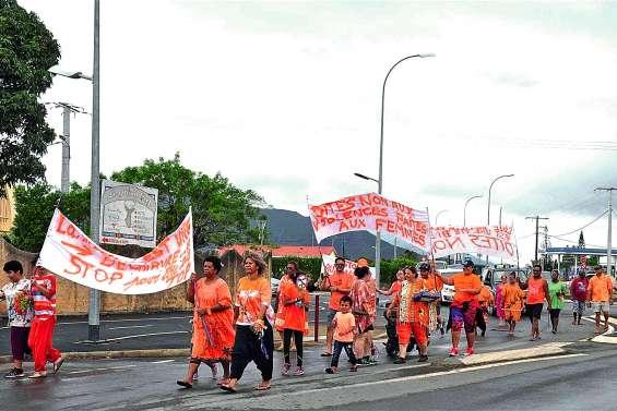 Tous en orange contre les violences faites aux femmes