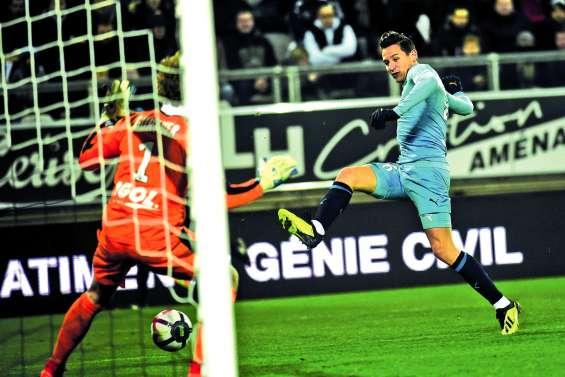 Thauvin envoie Marseille dans le top 5