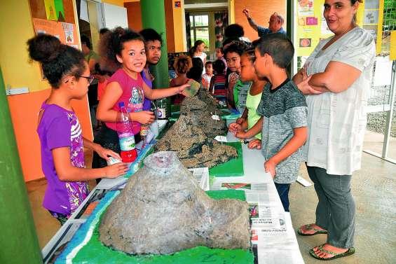 Les jeunes scientifiques réunis à Népoui