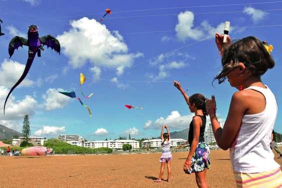 Fête du vent : des cerfs-volants pour sensibiliser le public à l'environnement