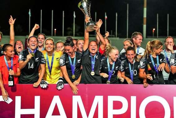 Les Kiwies explosent Fidji et remportent le titre de championnes d'Océanie 2018