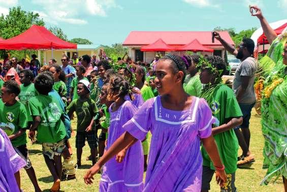 Les écoliers de l'Asee réunis à Wedrumel
