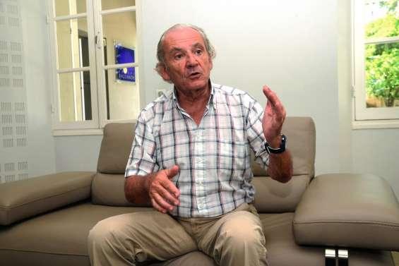 Louis Ballande retrouve son poste de président du groupe