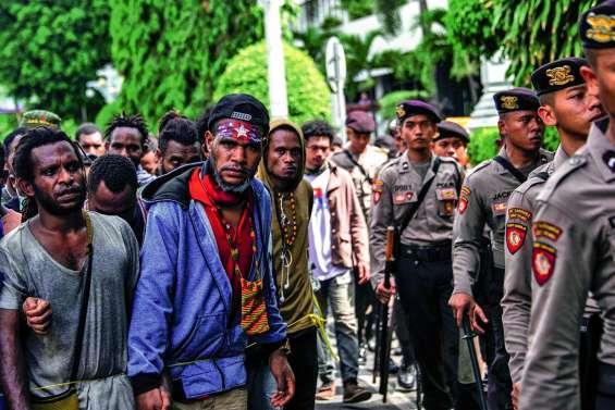 Au moins 500 indépendantistes papous ont été arrêtés