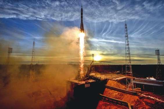 La fusée Soyouz a réussi son arrimage à la Station spatiale internationale