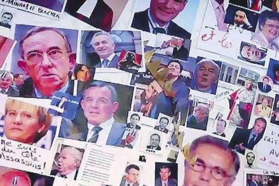 « Mur des cons » : la magistrate poursuivie invoque un « exutoire »