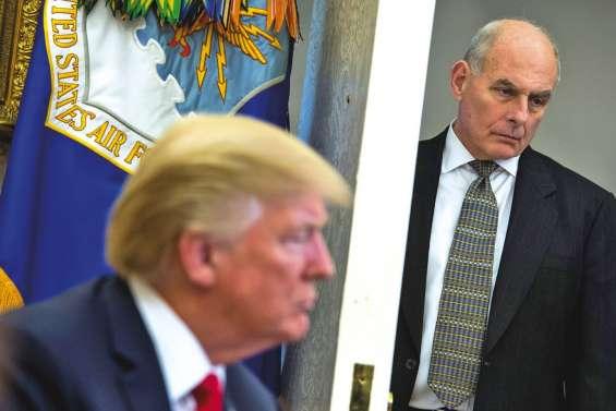 John Kelly, secrétaire général de la Maison Blanche, s'en va