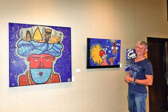 Akko clôt la saison artistique de l'Andemic Art galery