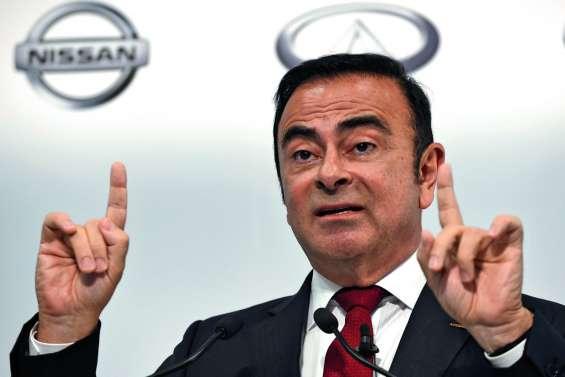 Carlos Ghosn inculpé pour dissimulation de revenus, Nissan aussi