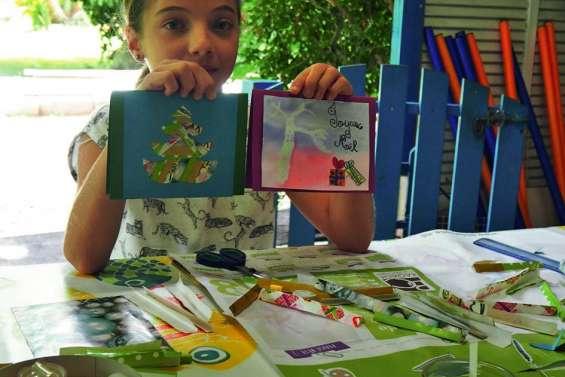 Des cartes de vœux maison à offrir le 25 décembre