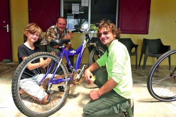 Des ateliers pour redonner vie à son vélo